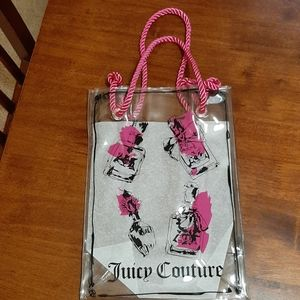 Juicy Coutre lunch bag/ tote